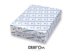 Clairefontane - Cray-On Resim Kağıdı 70x100cm 200gr 125li Paket