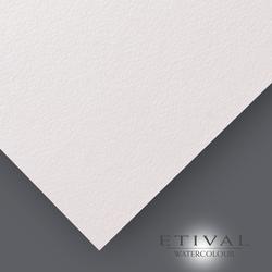 Clairefontaine - Etival Dokulu Cold Press Suluboya Kağıdı 50x70cm 300gr 10lu Paket