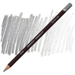 Derwent - Coloursoft Yumuşak Kuru Boya Kalemi - C670 Dove Grey