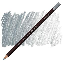 Derwent - Coloursoft Yumuşak Kuru Boya Kalemi - C690 Steel Grey
