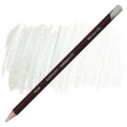 Derwent - Coloursoft Yumuşak Kuru Boya Kalemi - C710 White Grey