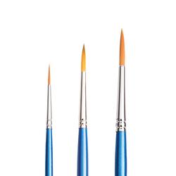 Pebeo - 222 Golden Sentetik Çizgi Fırçası