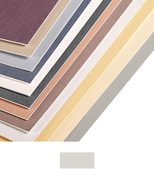 Clairefontaine - Pastel Mat 50x70cm 360gr LIGT GREY 5li Tabaka