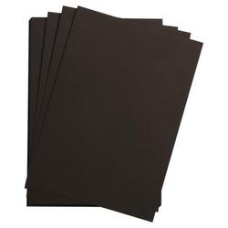 Clairefontaine - Etival Dokulu ColdPress Suluboya Kağıdı 56x76cm 300gr Siyah