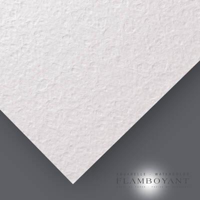 Flamboyant Kalın Dokulu Suluboya Kağıdı 56x76cm 250gr 10'lu Paket