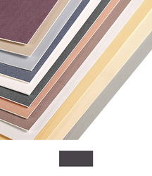 Clairefontaine - Pastel Mat 50x70cm 360gr ANTHRACITE 5li Tabaka