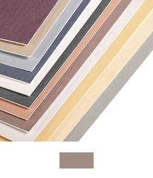Clairefontaine - Pastel Mat 50x70cm 360gr BROWN 5li Tabaka