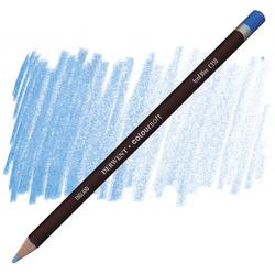 Derwent - Coloursoft Yumuşak Kuru Boya Kalemi - C350 Iced Blue