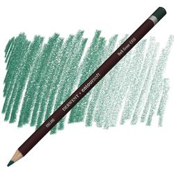 Derwent - Coloursoft Yumuşak Kuru Boya Kalemi - C410 Dark Green