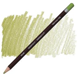 Derwent - Coloursoft Yumuşak Kuru Boya Kalemi - C450 Yellow Green
