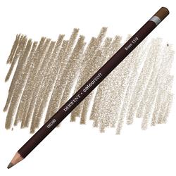 Derwent - Coloursoft Yumuşak Kuru Boya Kalemi - C510 Brown