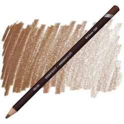 Derwent - Coloursoft Yumuşak Kuru Boya Kalemi - C600 Mid Brown