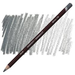Derwent - Coloursoft Yumuşak Kuru Boya Kalemi - C700 Mid Grey