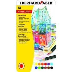 Eberhard Faber - Artist Color Kuruboya Kalemi 12 Renk
