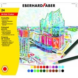 Eberhard Faber - Artist Color Kuruboya Kalemi 24 Renk