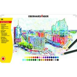 Eberhard Faber - Artist Color Kuruboya Kalemi 36 Renk