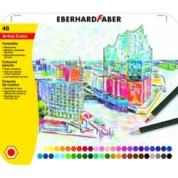 Eberhard Faber - Artist Color Kuruboya Kalemi 48 Renk