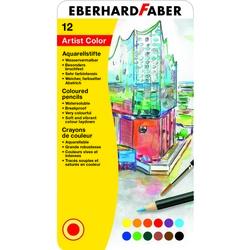 Eberhard Faber - Artist Color Sulu Boya Kalemi 12 Renk