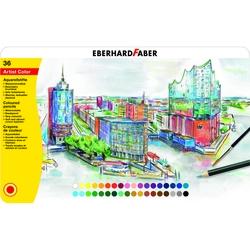 Eberhard Faber - Artist Color Sulu Boya Kalemi 36 Renk
