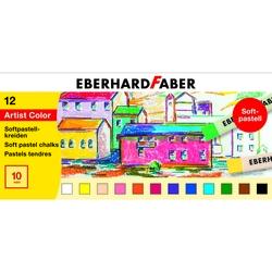 Eberhard Faber - Soft Pastel 12 renk