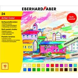 Eberhard Faber - Soft Pastel 24 renk