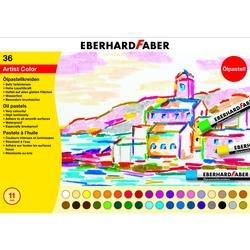 Eberhard Faber - Yağlı Pastel 36 renk