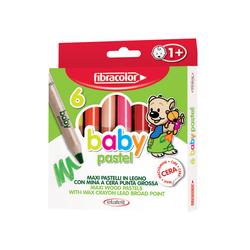 Fibracolor - Fibracolor Baby Pastel 6 Renk