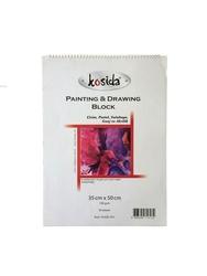 Ponart - Kosida Painting&Drawing Block 35x50cm 30 yp
