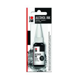 Marabu - Alcohol Ink 20ml Black