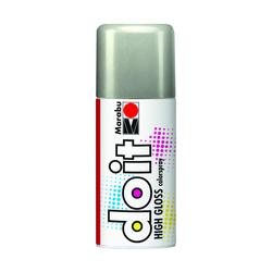 Marabu - Do-It High Gloss 150ml Silver