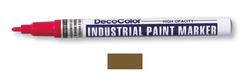 Marvy - Industrial Paint Markör Fine - BROWN
