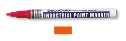 Marvy - Industrial Paint Markör Fine - ORANGE