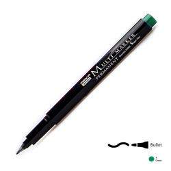 Marvy - OHP Permanant Asetat Kalemi Medium Uç - YEŞİL