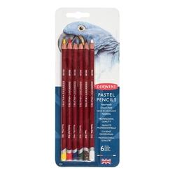 Derwent - Pastel Pencils 6lı