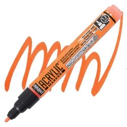 Pebeo - Deco Akrilik Marker - 1,2mm Fluo Orange