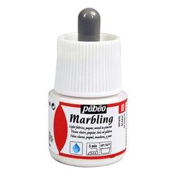 Pebeo - Marbling Ebru Boya 45ml Şişe - 13010 White