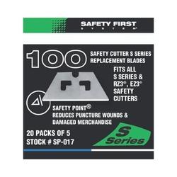 PHC - 100'lük Kutu Yedek Bıçak (s4-ez3-rz3 Uyumlu)
