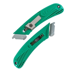 PHC - Çok Fonksiyonlu Geri Çekme Sstm Güvenlikli Maket Bıçağı