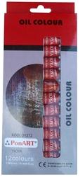 Ponart - Yağlı Boya Set 12x12 ml