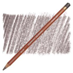 Derwent - Drawing Yağlı Pastel Kalem - 6600 Chocolate