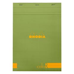 Rhodia - A4 Çizgili Blok Anis Kapak 90gr 70 Yaprak