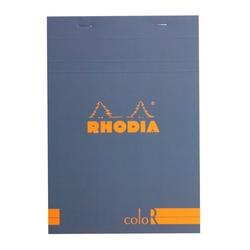 Rhodia - Basic A5 Çizgili Blok SAPHIRE Kapak 90gr 70 Yaprak