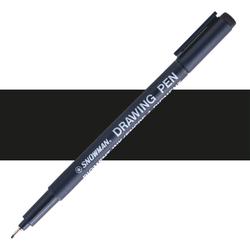 Snowman - Teknik Çizim Kalemi - Siyah 0.8