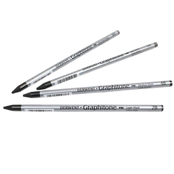 Derwent - Kuru/Sulu Grafit Serisi - Suda Çözünebilen Graphitone
