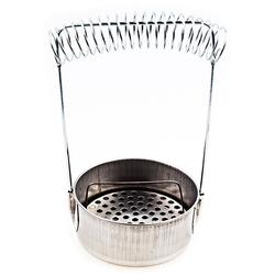 Monart - Fırça Temizleme Kabı Aliminyum