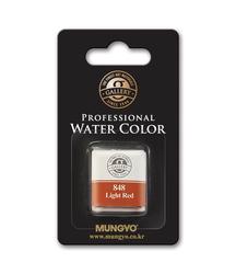 Mungyo - 1/2 Tekli Tablet Suluboya - 848 Light Red
