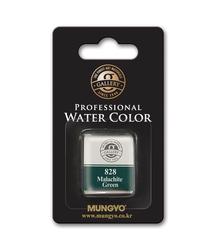 Mungyo - 1/2 Tekli Tablet Suluboya - 828 Malachite Green