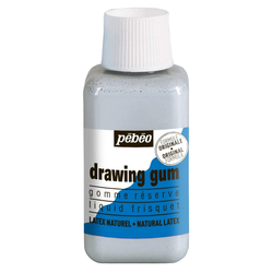 Pebeo - Drawing Gum - Maskeleme Sıvısı - 250ml