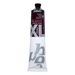 Pebeo - Huile Fine XL Yağlı Boya 200ml - 43 Crimson (1)