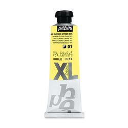 Pebeo - Huile Fine XL Yağlı Boya 37ml - 01 Lemon Cadmium Yellow